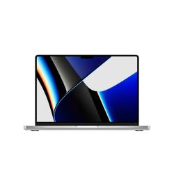 14inch MacBook Pro Apple M1 Pro 10‑core 16‑core 1TB SSD Plata